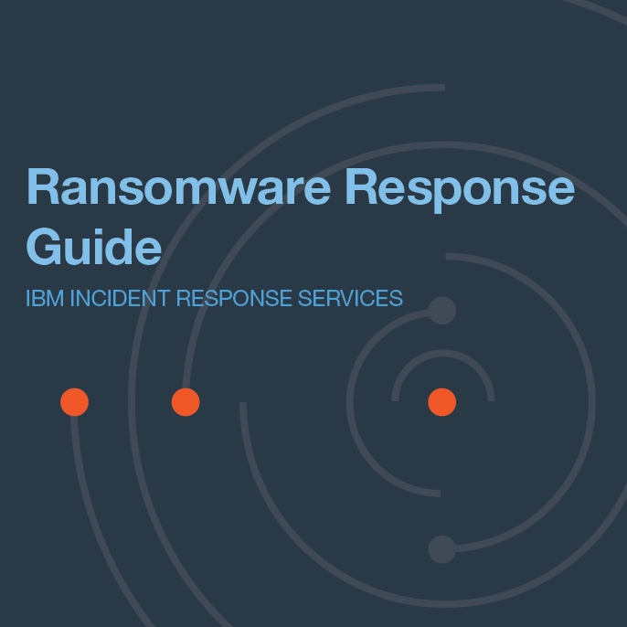 The document is intended to be a guide for organizations faced with a ransomware infection.