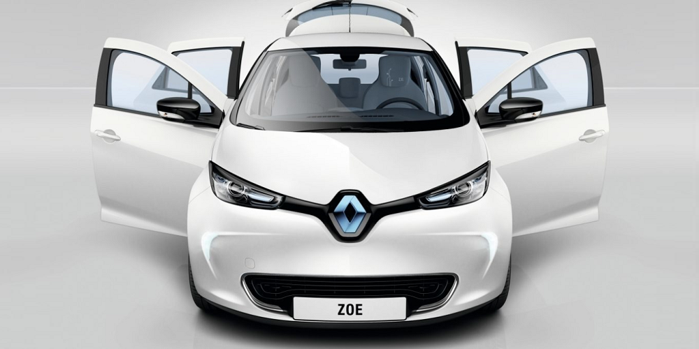 Renault India to showcase Renault Zoe Electric Hatchback at the #AutoExpo2018