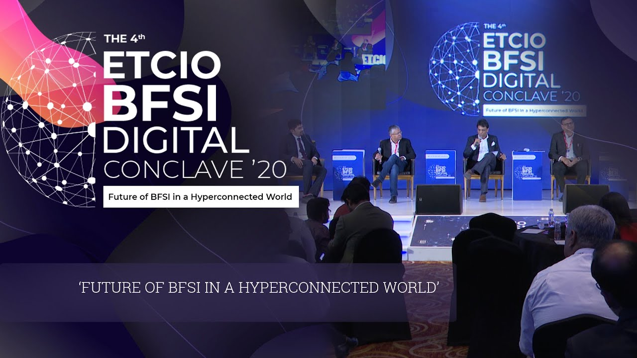 Panel Discussion on 'Future of BFSI in a Hyperconnected World'