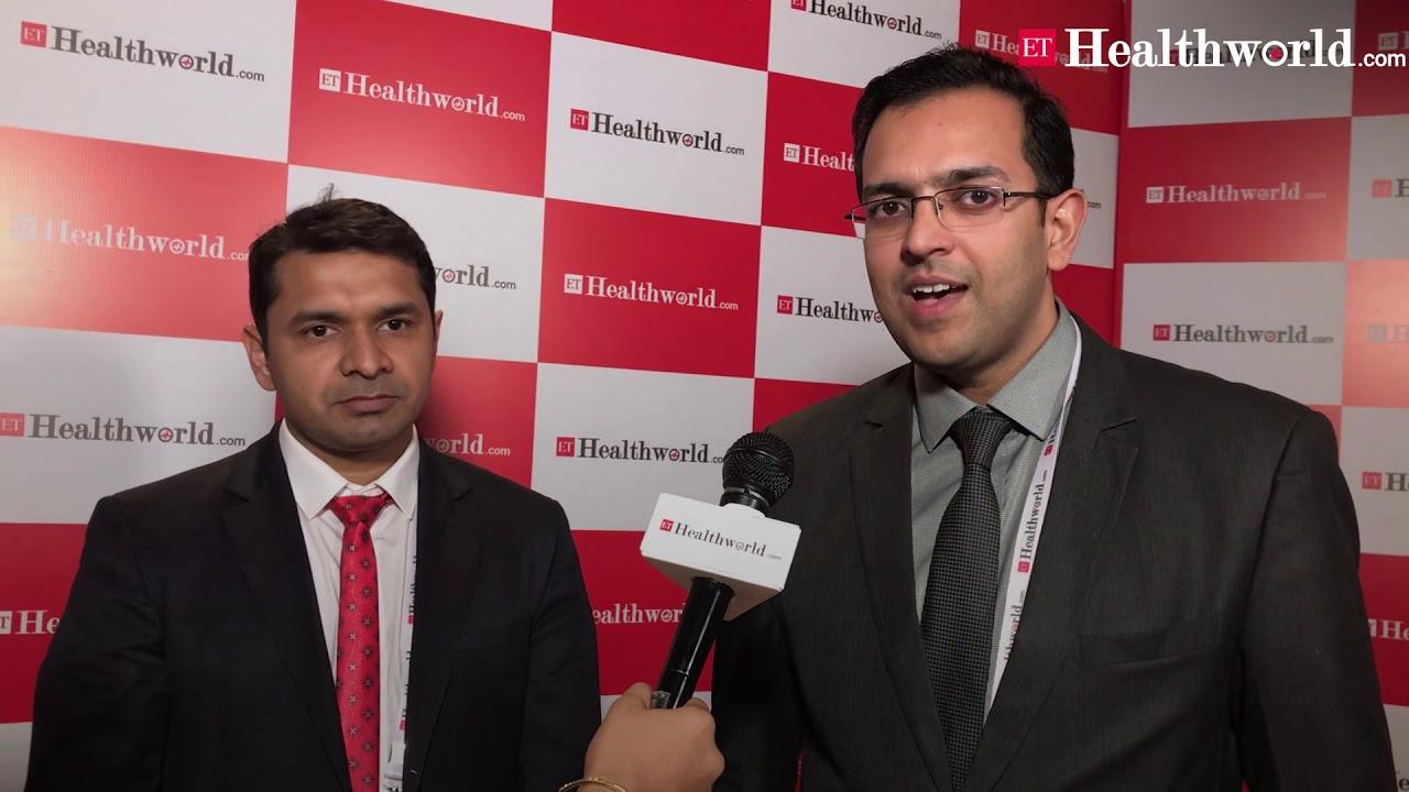 Dr. Kartik Gupta, & Davy Jindal, Shalby Multy-Specialty Hospitals (Awardee)