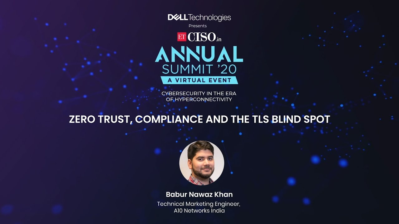 Zero Trust, Compliance, and the TLS Blind Spot