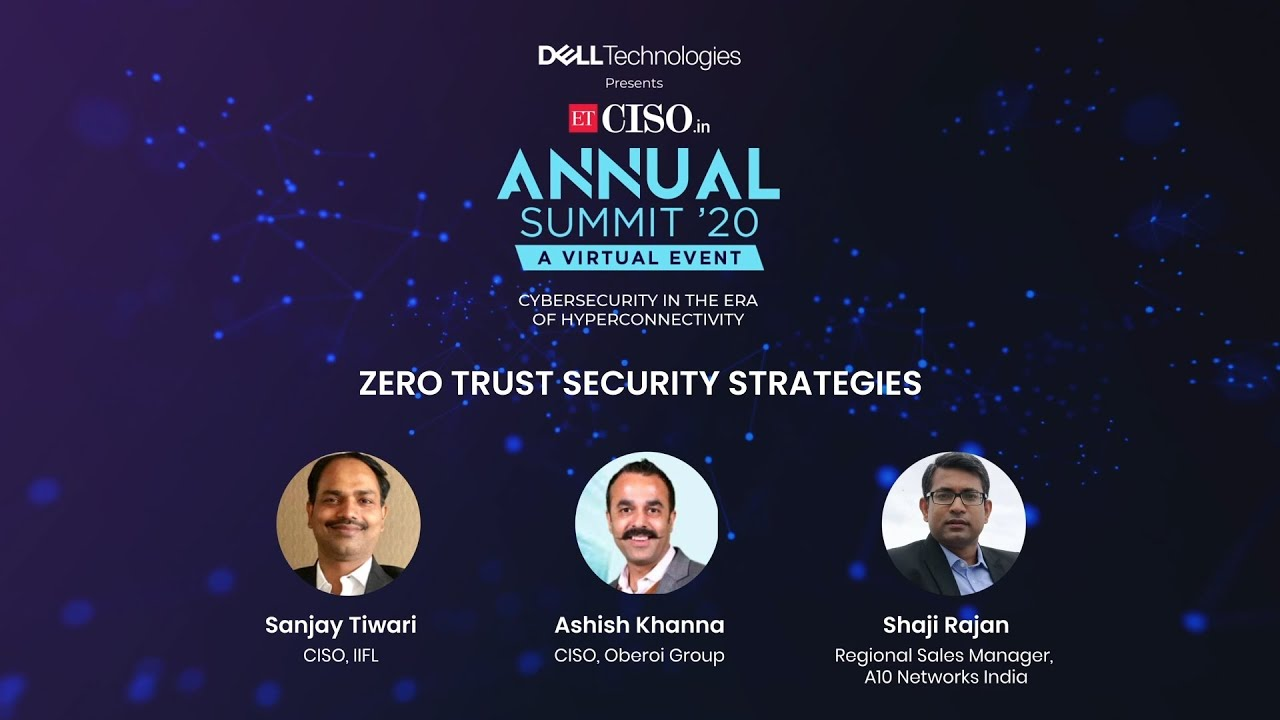 Panel Discussion on 'Zero Trust Security Strategies'