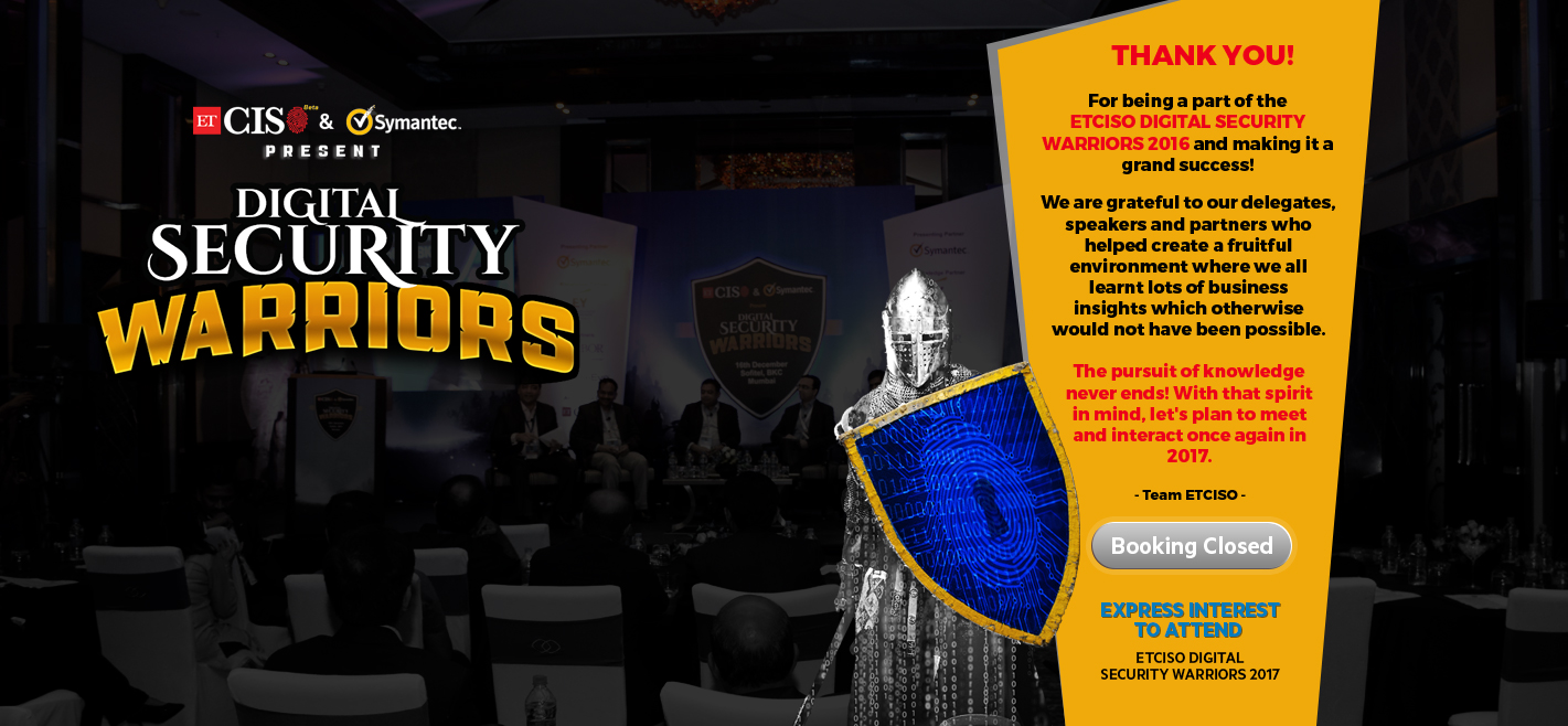 Digital Security Warrior Summit