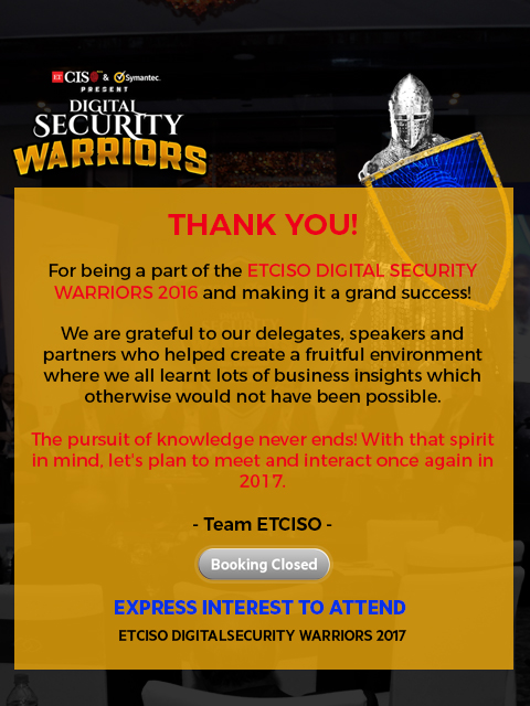 Digital Security Warrior Summit