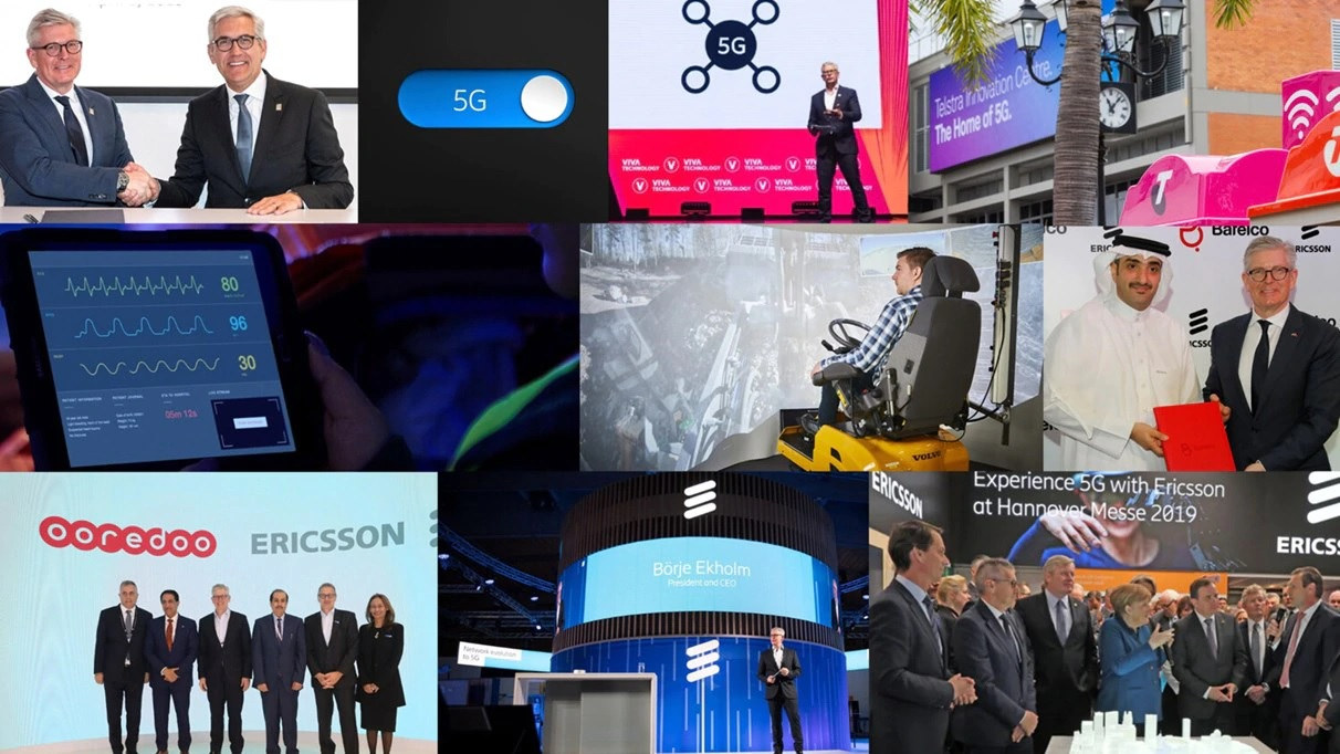 Ericsson Year in Review 2019: January to June
