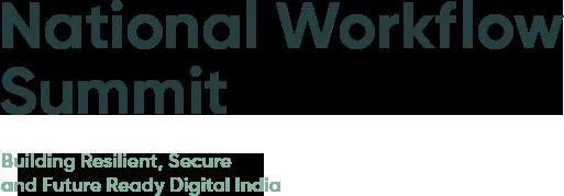 National Workflow Summit