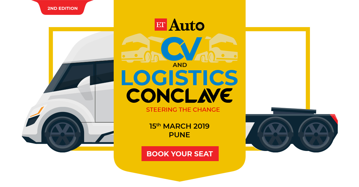 Commercial Vehicle and Logistics Conclave 2019 | ET Auto