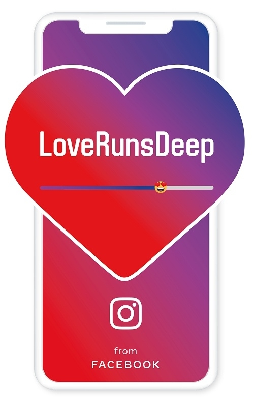 instagram love runs deep