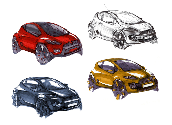 Future Trends In Automotive Design Autologue By Pratap Bose Et Auto