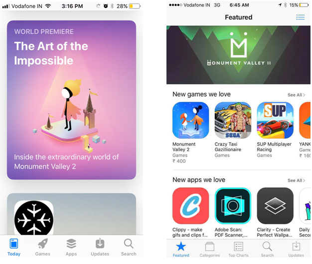 Impact of the new apple app store on app developers the needless to say app store has affected the lives of thousands of developers and publishers globally and this big change in app store is something everyone ccuart Image collections