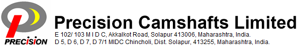 Precision Camshafts Limited