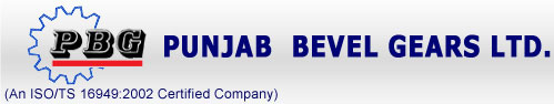 Punjab Bevel Gears Ltd