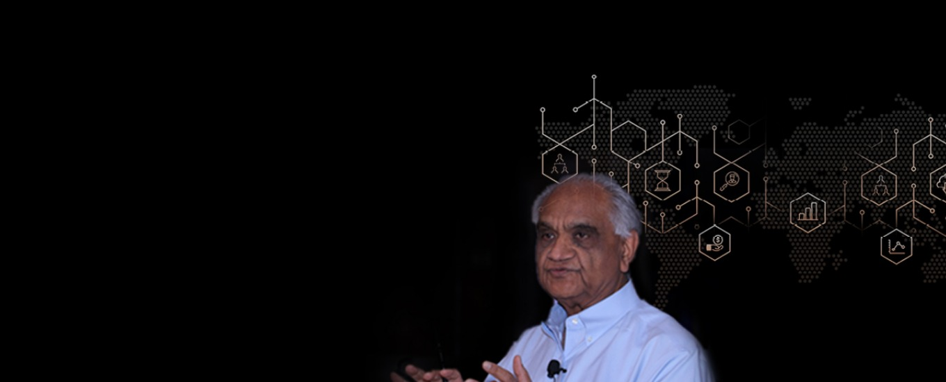 Dr. Ram Charan's Digital Transformation Strategy Masterclass