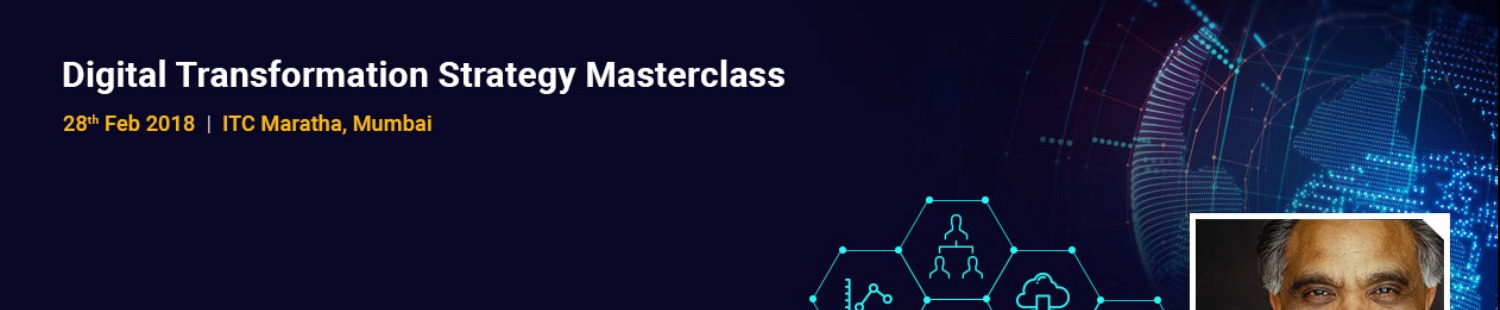 Digital Transformation Strategy Masterclass