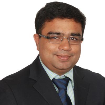 Gerald Manoharan