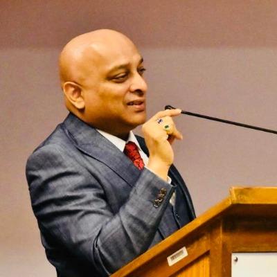 (Dr.) Prashant Mali