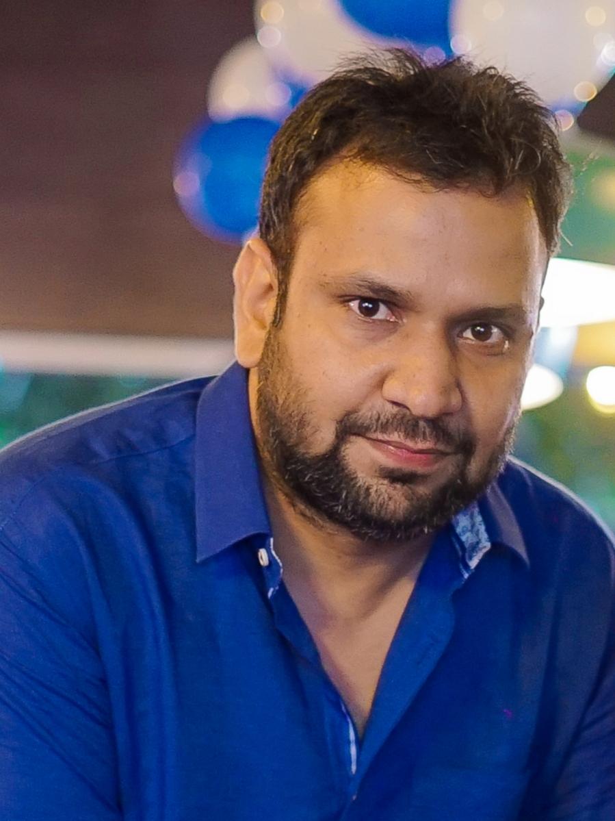 Dr. Jatin Chaudhari