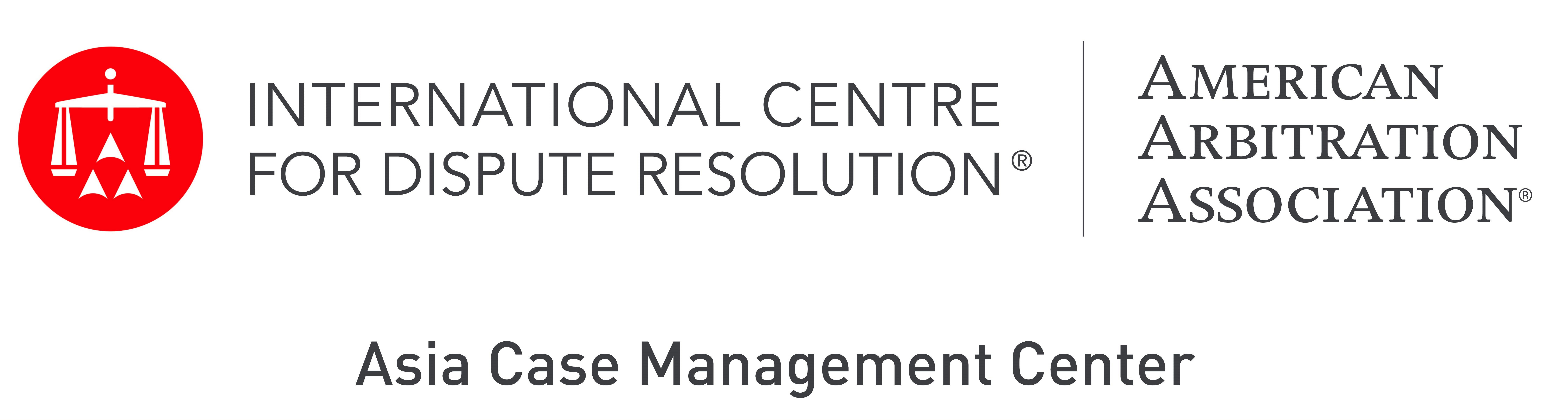 The American Arbitration Association- International Centre for Dispute Resolution