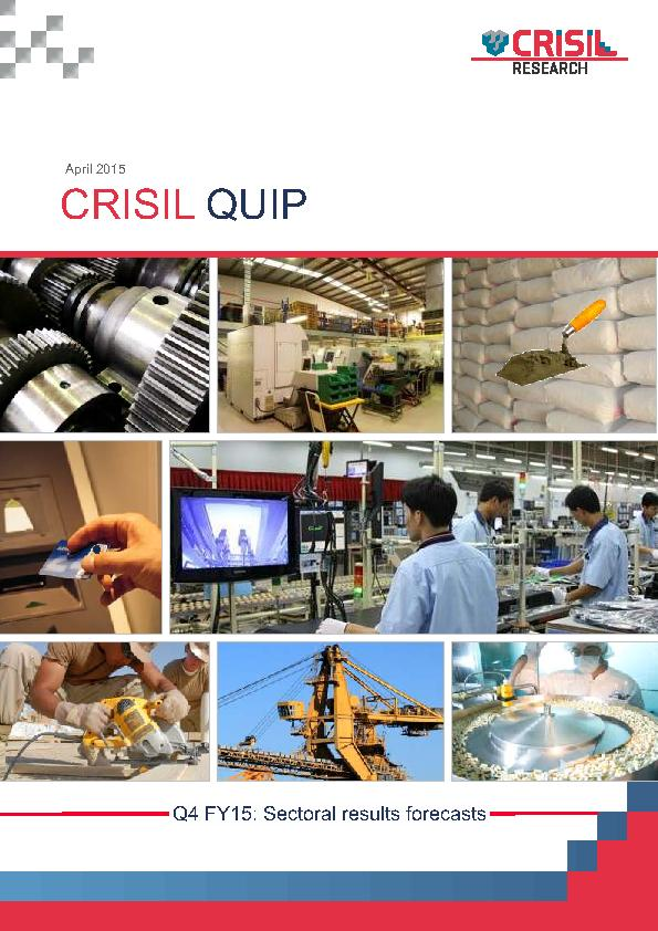 crisil research report paper industry Crisil research covers a detailed industry report on 48 industries and services to track the performance and outlook of industries by giving access to data this complete online fully-searchable facsimile edition of the ft offers the complete run of the london edition of the paper, from its first issue to the.