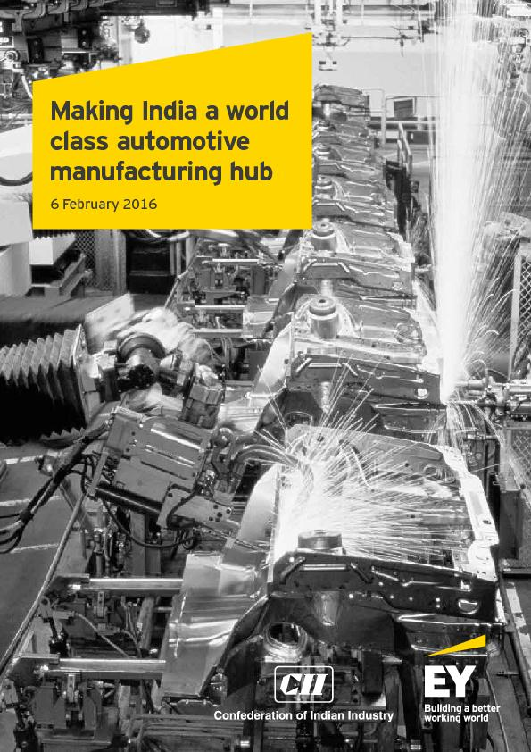 research papers automotive industry