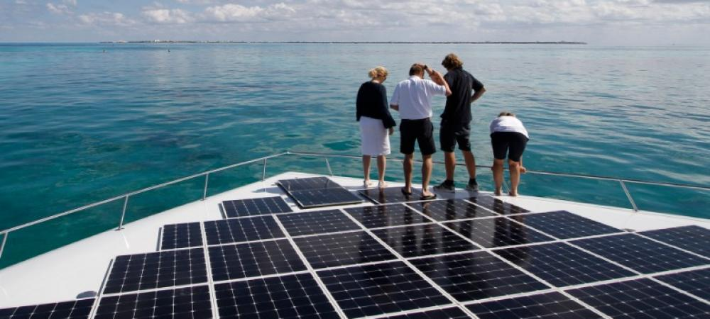 Floating solar energy transforming India into a greener nation
