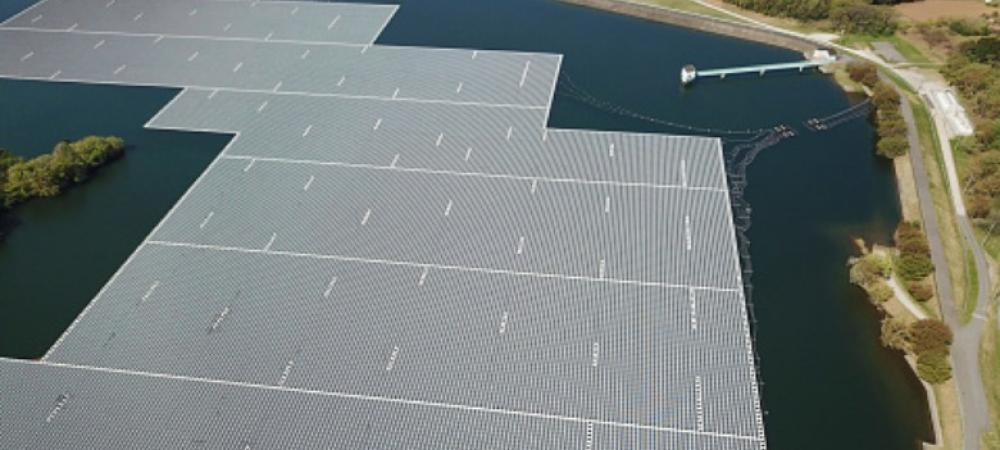 Floating solar power plants: An idea whose time has come