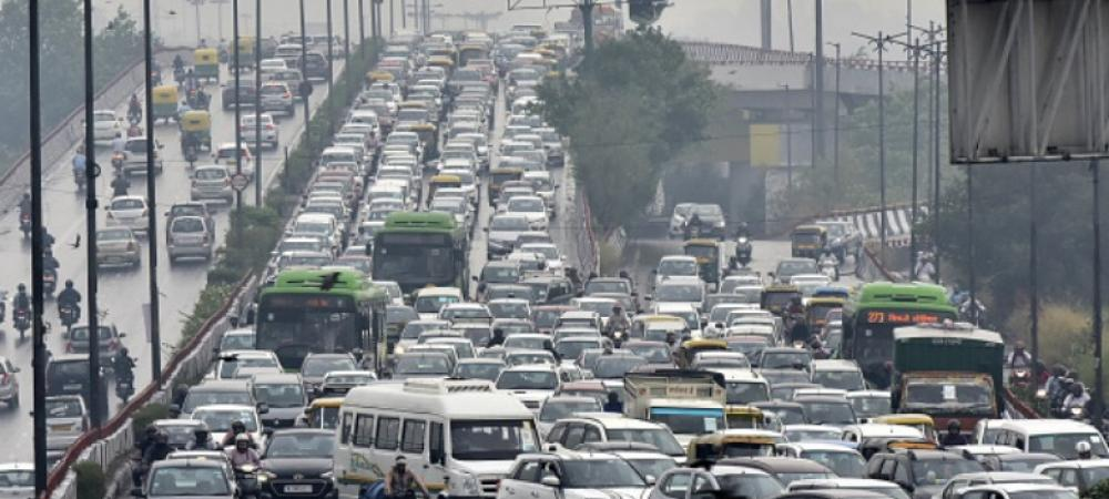 Oil firms should return traffic jamgains to society