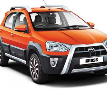 Etios Cross - Toyota Etios Cross Price (GST Rates), Review ...