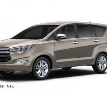 Toyota Innova Crysta Specifications |ET Auto