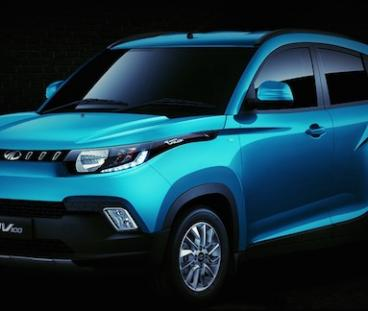 Kuv100 Mahindra Kuv100 Price Gst Rates Review Specs Interiors